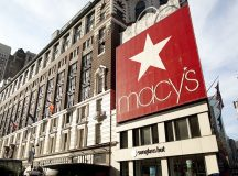"Macy's shares hit a two-week low on Monday, stock downgraded to ""Sell"" at Goldman Sachs"