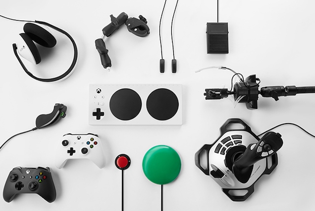 Microsoft launches adaptive Xbox controller for gamers with disabilities