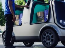 Kroger shares close higher on Thursday, company to test driverless grocery delivery in Arizona