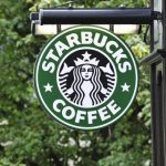 Starbucks shares close higher on Monday, company appoints Patrick Grismer as its next Chief Financial Officer