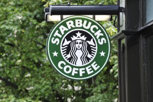 Starbucks shares fall for a second straight session on Thursday, company inks license agreement with Coffee Concepts venture in Thailand