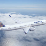 United Air shares rebound on Friday, air carrier imposes higher checked bag fees on particular routes