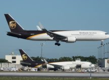 United Parcel shares rebound on Friday, adjusted profit to be increased by automation and expansion efforts by 2022, company says