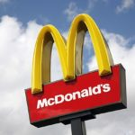 McDonald's shares close higher on Wednesday, company acquires tech firm Apprente in attempt to automate the drive-thru