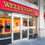 Wells Fargo shares fall for a fourth straight session on Friday, total expenditures projected to shrink by $3 billion in two years, bank's CFO says