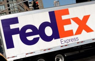 FedEx shares fall for a second straight session on Thursday, company to acquire Manton Air-Sea Pty Ltd