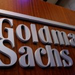 Goldman Sachs shares gain the most in 118 months on Wednesday, fourth-quarter results top estimates supported by strength in financial advisory, equity trading
