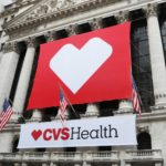 CVS Health shares gain the most since December 2011 on Tuesday as third-quarter revenue, earnings top estimates