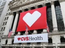 CVS shares gain the most in seven weeks on Tuesday, company plans health services expansion to 1 500 stores over the next two years