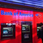 Bank of America shares close lower on Tuesday, minimum hourly pay to be raised to $20 over two years