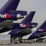 FedEx shares fall the most in ten years on Wednesday, company announces sharper-than-expected cut in 2019 earnings forecast due to global slowdown