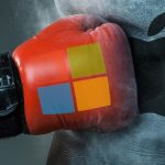 Microsoft Corp overtakes Apple Inc in terms of market value for the first time in eight years on Friday