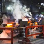 Nucor shares close lower on Monday, steel producer to establish plate mill in US Midwest