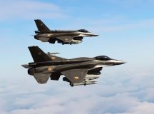 Lockheed Martin shares close higher on Wednesday, company offers India a new combat jet, the F-21