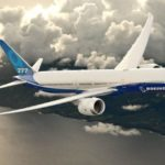 Boeing shares close lower on Monday, load test for new 777X aircraft suspended, plane maker says