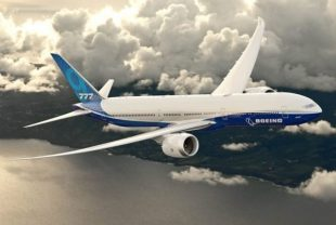 Boeing shares rebound on Thursday, company abandons automation system used to manufacture 777 jetliners