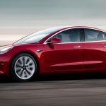 Tesla shares fall the most in six weeks on Friday, company launches cheaper, shorter-range Model 3, plans to sell vehicles on-line only
