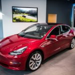 Tesla shares fall for a second straight session on Monday, RBC slashes price target on the stock, first-quarter Model 3 delivery forecast also cut