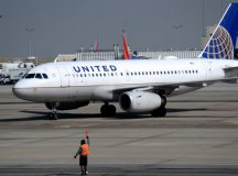 United Air shares fall for a third straight session on Friday, 737 MAX cancellations extended through August 3rd
