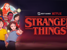 """Netflix shares fall for a fourth straight session on Thursday, company to release """"Stranger Things"""" mobile video game in 2020"""