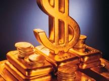 Dollar Rebounds, Gold Slips Again