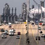 US industry indexes' standstill