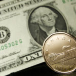 Forex Market: USD/CAD hits fresh 4-1/2-year highs on diverging central banks policies