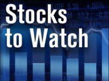Thursday stocks to keep an eye on