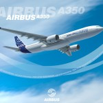 Airbus first flight of A350 aircraft turns impressive