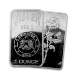 Silver plunges following gold