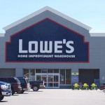 Lowe's Companies Inc.'s share price down, posts first-quarter profit that surpasses analysts' estimates