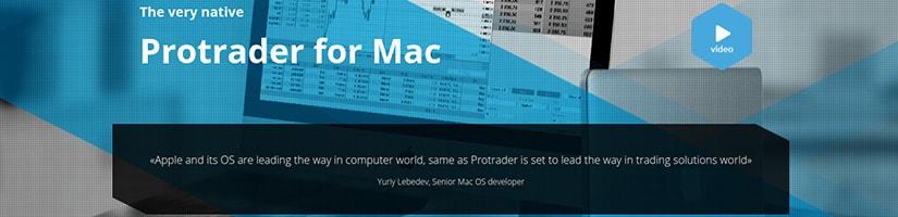 protrader for mac