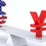 US dollar advanced versus the yen