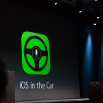 Apple's new software to be incorporated in the auto industry