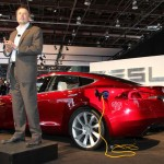 Tesla share price down, to launch online upgrades for Model S