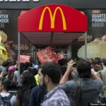 McDonald's workers demand wages to reach $15, or $8 billion a year of costs
