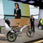 Smart electric scooter is the last chance for Daimler