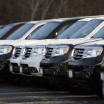 GM, Ford show stronger sales, US auto industry recovers