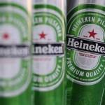 Heineken serves beer with lemonade to boost sales