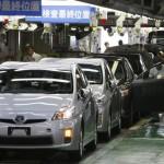 Japan car industry grew after yen comfortably fell