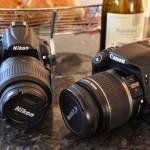 Smartphone cameras overshadow Canon, Nikon