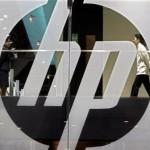 Hewlett-Packard boosts sales forecast, shares rise
