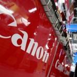 Canon lowers earnings forecast amid sluggish digital camera demand
