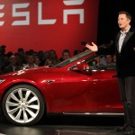 Tesla Motors Inc share price down, second-quarter outlook disappoints despite steady first-quarter results