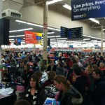 Wal-mart is piling on deals amid weak holiday season sales predictions