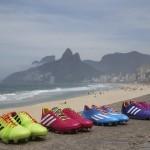 Adidas struggles to surpass Nike, football sales intact
