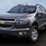 General Motors reveals 2015 Chevrolet Colorado ahead of its debut