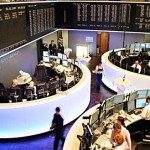 European stock decline amid corporate losses, Fed speculation