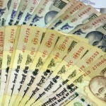 Indian rupee loses ground against the US dollar amid oil importer's dollar purchases speculations