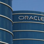 Oracle share price up, results hit by robust dollar